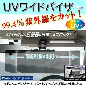 イモタニ UVワイドバイザー PF-682|broussonetia