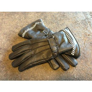 MBR Gauntlet Gloves Black モードバイロッカーズ ガントレットグローブ|brown-online