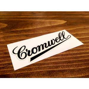 Cromwell STICKER クロムウェル ステッカー|brown-online
