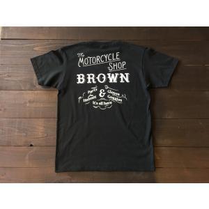 BROWN MC  T-shirt|brown-online