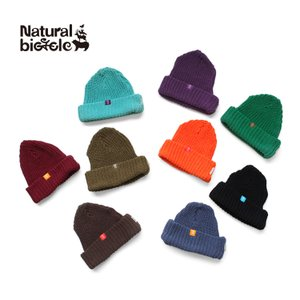 ナチュラルバイシクル Naturalbicycle  【定番】Light Beanie|brownfloor