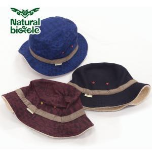 ナチュラルバイシクル Naturalbicycle NEL NATIVE HAT|brownfloor