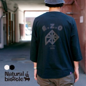 ナチュラルバイシクル Naturalbicycle E.Z.O Raglan T|brownfloor