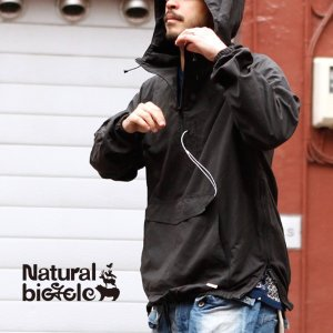 ナチュラルバイシクル Naturalbicycle 60/40 Sound Hole Hoodie|brownfloor