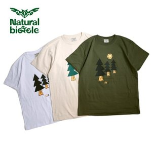 "ナチュラルバイシクル Naturalbicycle ""Three Tree T""