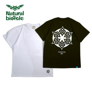 "ナチュラルバイシクル Naturalbicycle ""Mono Aynu T""design by Toy Toy