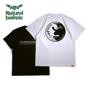 "ナチュラルバイシクル Naturalbicycle ""yin-yang nyan T""design by kemmy