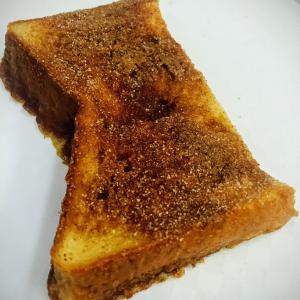 フレンチトースト(シナモン)|brownykyoto