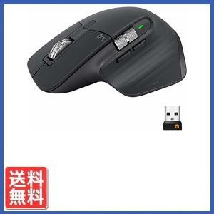ロジクール アドバンスド ワイヤレスマウス MX Master 3 MX2200sGR Unifyi...