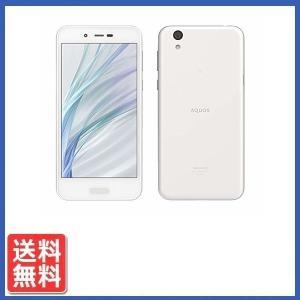 シャープ SIMフリースマートフォン AQUOS sense lite SH-M05(ホワイト) S...