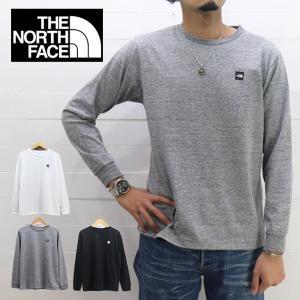 ザ・ノースフェイス THE NORTH FACE メンズ L/S スモールボックスロゴ ロングスリー...