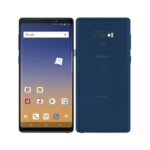 SIMフリー SIMロック解除済 docomo ドコモ Galaxy Note9 SC-01L Ocean Blue ブルー ☆ 新品 白ロム 本体 ☆|brutusmobile