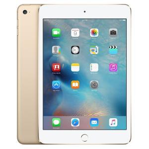 Apple iPad mini 4 Wi-Fi 128GB Gold ゴールド MK9Q2J/A タブレット 本体 ☆ 新品 未開封 ☆|brutusmobile