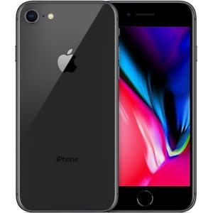 SIMフリー SIMロック解除済 Apple iPhone 8 64GB Space Gray スペースグレイ MQ782J/A 本体 ☆ 新品 未開封 白ロム ☆|brutusmobile