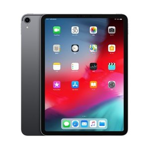 Apple iPad Pro (11インチ) Wi-Fi 256GB Space Gray スペースグレイ MTXQ2J/A タブレット ☆ 新品 未開封 本体 ☆|brutusmobile