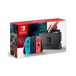 【キャンペーンクーポン付】任天堂 Nintendo Switch Joy-Con(L) ネオンブルー/(R) ネオンレッド HAC-S-KABAA 新品未使用|brutusmobile