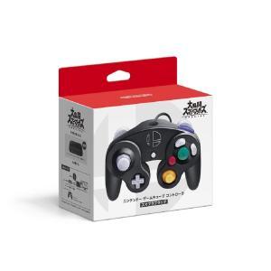 Nintendo 任天堂 ニンテンドー ゲームキューブ コントローラ スマブラブラック HAC-A-GCCKE(JPN) ☆ 新品 未使用 ☆|brutusmobile