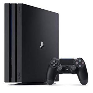 SONY PlayStation 4 Pro プレイステーション4 プロ Jet Black ジェット ブラック 通常版 2TB CUH-7200C B01 PS4 本体 ☆ 新品 未使用 ☆|brutusmobile