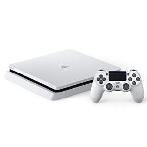 SONY PlayStation 4 プレイステーション4 Glacier White グレイシャー ホワイト 通常版 500GB CUH-2200A B02 PS4 本体 ☆ 新品 未使用 ☆|brutusmobile