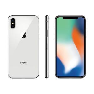 SIMフリー SIMロック解除済 docomo ドコモ Apple iPhone X 64GB Silver シルバー MQAY2J/A ☆ 新品 白ロム 本体 ☆|brutusmobile