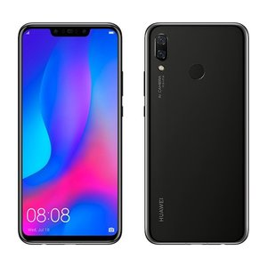 UQmobile版 SIMフリー HUAWEI nova lite 3 HWU35SKU POT-LX2J Midnight Black ブラック 本体 ☆ 新品 未開封 白ロム ☆|brutusmobile