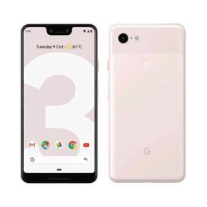 SIMフリー SIMロック解除済 Google Pixel 3 XL 64GB Not Pink ノットピンク ☆ 新品 白ロム ☆|brutusmobile