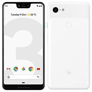 SIMフリー SIMロック解除済 Google Pixel 3 XL 64GB White ホワイト ☆ 新品 白ロム 本体 ☆|brutusmobile