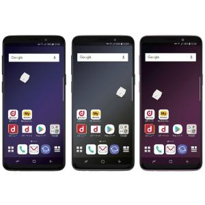 SIMフリー SIMロック解除済 docomo Galaxy S9 SC-02K ☆ 新品 未使用 白ロム android スマートフォン ☆|brutusmobile