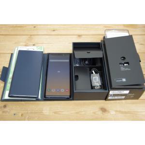 SIMフリー SIMロック解除済 au Galaxy Note9 SCV40 Ocean Blue ブルー 青 ☆ 中古美品 白ロム 本体 ☆|brutusmobile