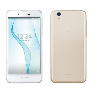 SIMフリー UQmobile SHARP AQUOS L2 SH-L02 SHU31 White ホワイト ☆ 新品 白ロム 本体 ☆|brutusmobile