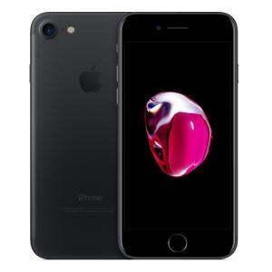 SIMフリー SIMロック解除済 Apple iPhone 7 128GB Black ブラック MNCK2J/A 本体 ☆ 新品 未開封 白ロム ☆|brutusmobile