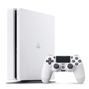 SONY  PlayStation 4  新品未使用 プレイステーション4 Glacier White グレイシャー ホワイト 通常版 500GB CUH-2000A B02 PS4 本体|brutusmobile