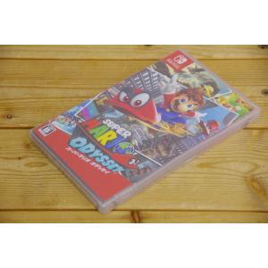 Nintendo SWITCH スーパーマリオオデッセイ ニンテンドー スイッチ ソフト ☆ 新品 未開封 ☆|brutusmobile