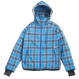 送料無料 フラント FLAUNT  MAXI JACKET #89004 BLUEpt(665) 09-10モデル スノーボードウェア ジャケット レディース*sl40〜sw*|brv-2nd-brand