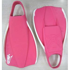 送料無料 コスミックサーフ COSMIC SURF SOLID FIN:PINK【ボディーボード フィン】|brv-2nd-brand