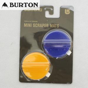 15SN バートン BURTON デッキパッド MINI SCRAPER MATS 10813100: TBlueRed 正規品スノーボード小物|brv-2nd-brand