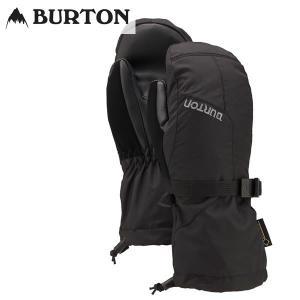 16-17 子供用 BURTON グローブ Youth GORE-TEX MITT 10420103: True Black 正規品/スノーボード/バートン/ミット/ミトン/cat-snow【P08Apr16】/JR|brv-2nd-brand