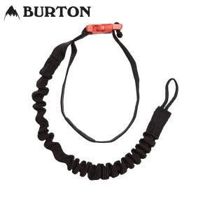 17-18 BURTON リーシュコード WEB LEASH BLACK 10817100: Black 正規品//バートン/スノーボード/cat-snow/2017|brv-2nd-brand