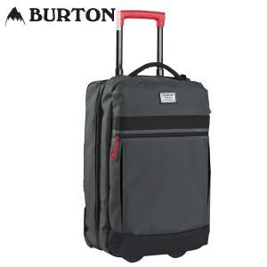 17FW BURTON キャリーバッグ Overnight Roller [42L] 11604102: Blotto 正規品/バートン/メンズ/トラベルバッグ/ラゲージ/snow|brv-2nd-brand