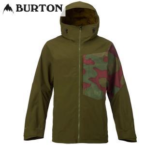 XLのみ 16-17 BURTON ジャケット [ak] GORE-TEX 2L Boom Jacket 10021103: Jungle / Hombre Camoo 正規品/バートン/スノーボードウエア/ウェア/メンズ/snow|brv-2nd-brand