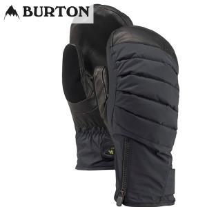 17-18 BURTON グローブ [ak] Oven Mitt 10300103: True Black 正規品/スノーボードウエア/バートン/メンズ/ミット/ミトン/snow|brv-2nd-brand