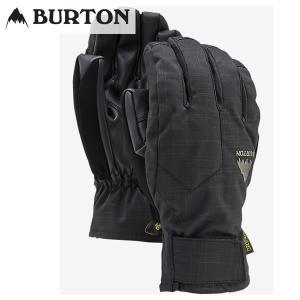 16-17 BURTON グローブ PYRO UNDER GLOVE 10330101: True Black 正規品/スノーボードウエア/バートン/メンズ/snow brv-2nd-brand
