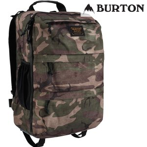 16-17 BURTON バックパック Traverse Pack [35L] 12228105: Bkamo Print 正規品/バートン/メンズ/リュックサック/デイパック/snow|brv-2nd-brand