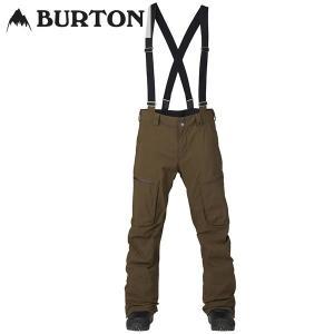16-17 BURTON パンツ Monitor Pant 17065100: Mocha  正規品/バートン/スノーボードウエア/ウェア/メンズ/snow/2017|brv-2nd-brand