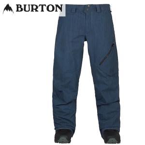 17-18 BURTON パンツ [ak] Gore-Tex 2L Cyclic Pant 10000104: Mood Indigo Vintage Wash 正規品/バートン/スノーボードウエア/ウェア/メンズ/snow|brv-2nd-brand