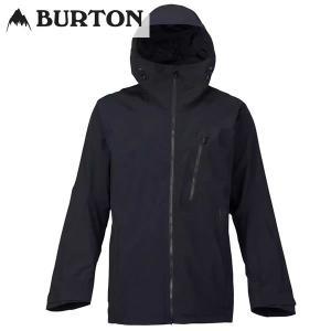 18-19 BURTON ジャケット [ak] Gore-Tex 2L Cyclic Jacket 10002104: True Black 正規品/メンズ/スノーボードウエア/ウェア/バートン/snow|brv-2nd-brand