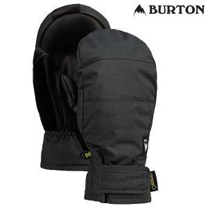 17-18 BURTON グローブ Reverb GORE-TEX Mitt 10340104: True Black 正規品/スノーボードウエア/バートン/メンズ/ミット/ミトン/snow brv-2nd-brand