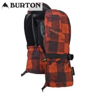 17-18 子供用 BURTON グローブ Youth GORE-TEX MITT 10420104: Tie Dye Buffalo True Black 正規品/スノーボード/バートン/ミット/ミトン/cat-snow/JR|brv-2nd-brand