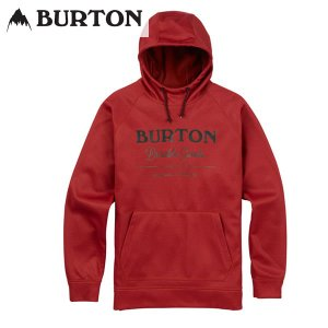 17-18 BURTON ボンデッドパーカー Crown Bonded Pullover Hoodie 10891104: Bitters Heather 正規品/バートン/メンズ/スノーボード/ウエア/snow|brv-2nd-brand