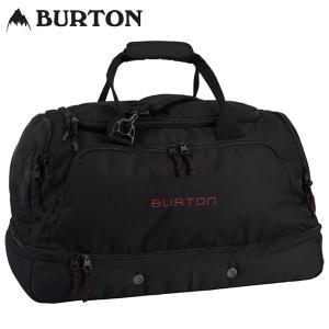 17-18 BURTON ダッフルバッグ Rider's Bag 2.0 [73L] 11034103: True Black 正規品/バートン/ボストンバッグ/ブーツバッグ/snow|brv-2nd-brand